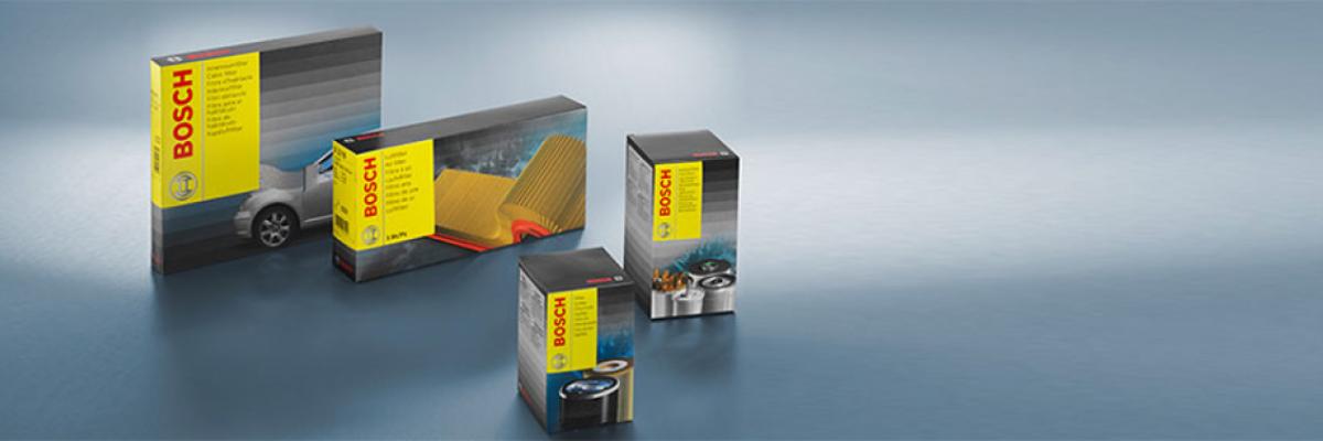 Shoferët besojnë në filtrat nga prodhuesi Bosch